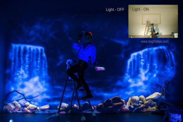 Magia noptii: Cand luminile se sting, peretii prind viata - Poza 5