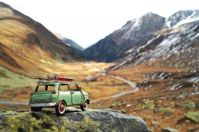 Explorand lumea cu autovehicule in mininatura - Poza 4
