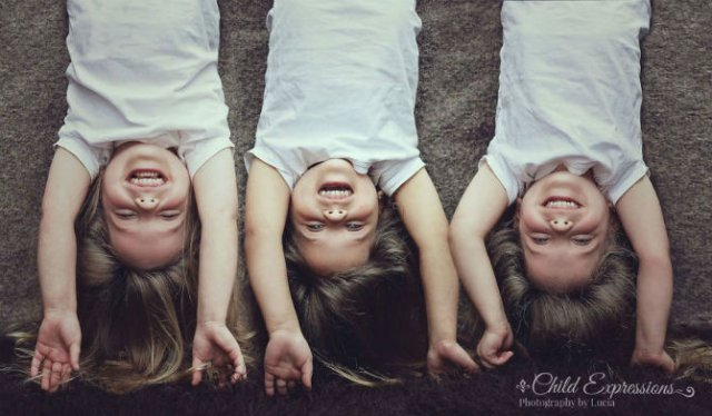 O poveste de familie, in poze superbe - Poza 14