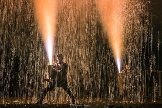 Festivalul Artificiilor: Traditiile explozive ale japonezilor - Poza 17