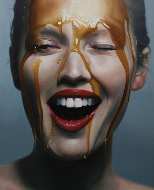 Picturi realiste, de Mike Dargas - Poza 12