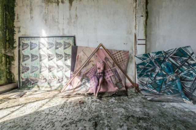 Locuri abandonate, in poze superbe - Poza 10