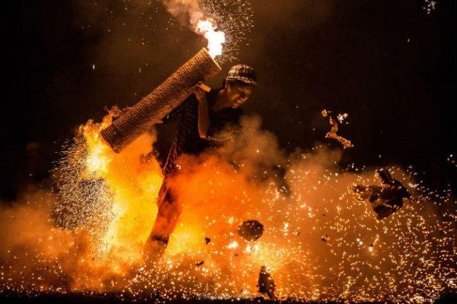 Festivalul Artificiilor: Traditiile explozive ale japonezilor - Poza 16