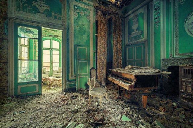 Locuri abandonate superbe, in poze fascinante - Poza 14
