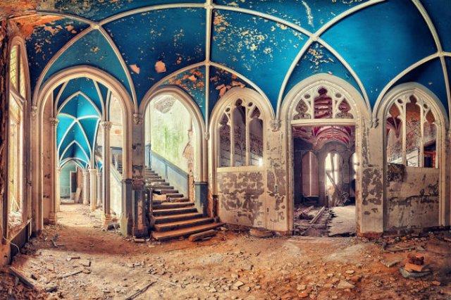 Locuri abandonate superbe, in poze fascinante - Poza 15
