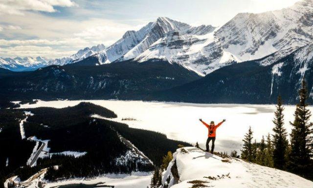 Pe superbele meleaguri ale Canadei - Poza 21