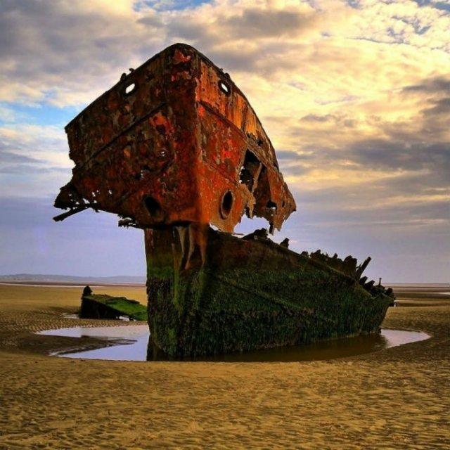 Frumusetea celor mai bizare locuri din lume - Poza 6