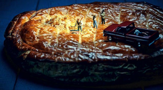 Hollyfood: Cand dulciurile si filmele se intalnesc - Poza 12