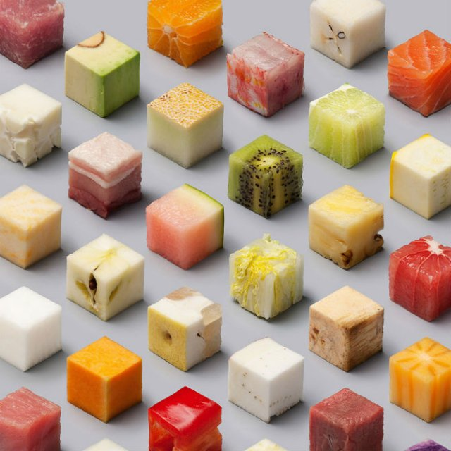 Cuburi comestibile pentru perfectionisti - Poza 3