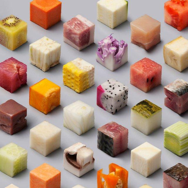 Cuburi comestibile pentru perfectionisti - Poza 4