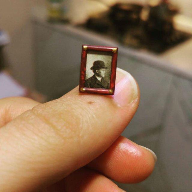 Miniatura unui studio fotografic din 1900 - Poza 4