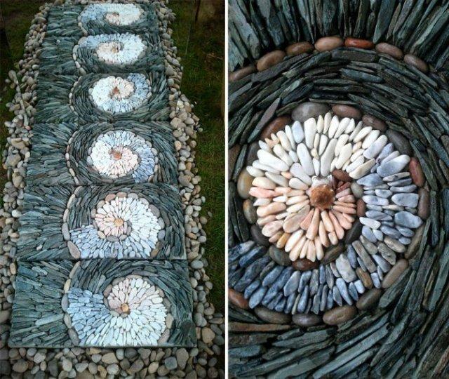 Fostul zidar care transforma piatra in arta - Poza 6
