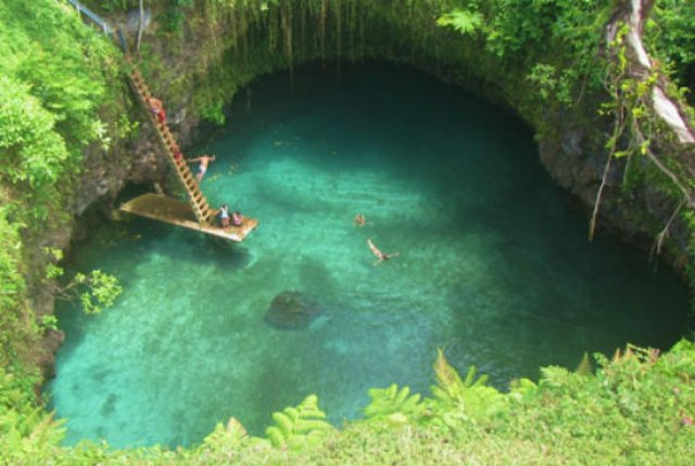 Cele mai frumoase piscine naturale din lume - Poza 5