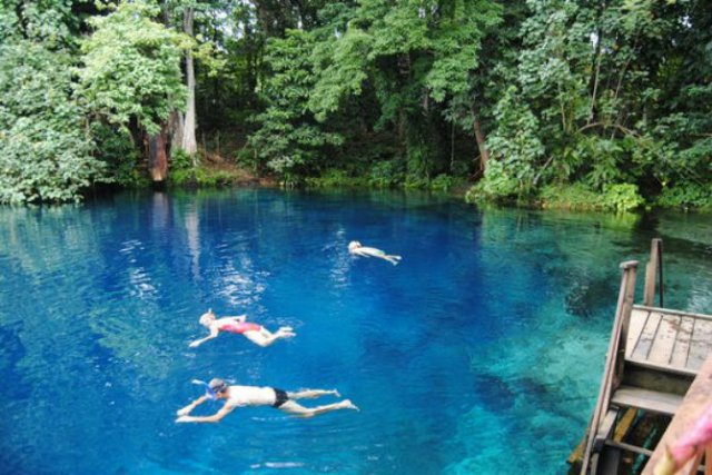 Cele mai frumoase piscine naturale din lume - Poza 6
