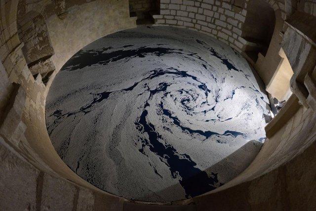 Arta cu praf de sare, de Motoi Yamamoto - Poza 1