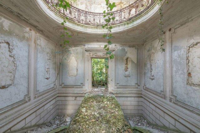 Locuri abandonate, in poze superbe - Poza 9
