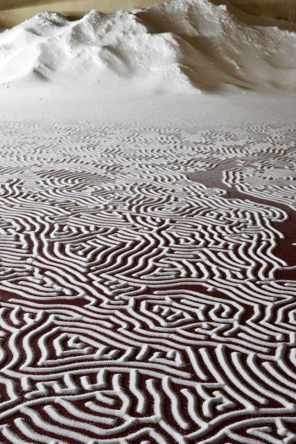 Arta cu praf de sare, de Motoi Yamamoto - Poza 6