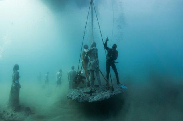 Oamenii apelor in cautarea necunoscutului - Poza 10