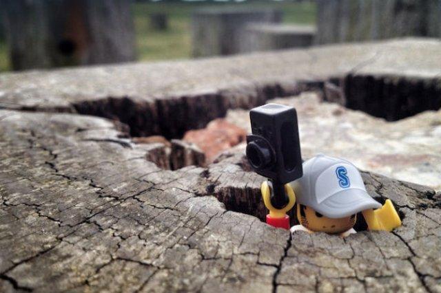 Aventurile unui omulet Lego prin Londra - Poza 16