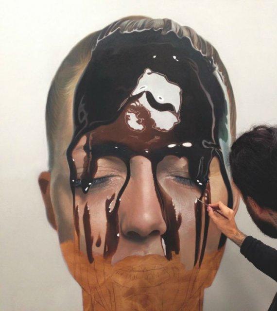 Picturi realiste, de Mike Dargas - Poza 11