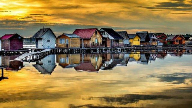 Un paradis al pescarilor, in poze superbe - Poza 3