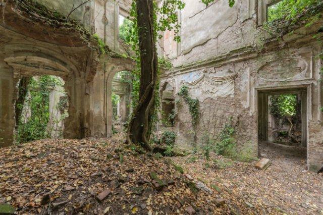 Locuri abandonate, in poze superbe