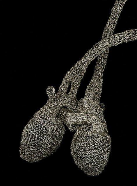 Anatomie crosetata, de Anne Mondro - Poza 7