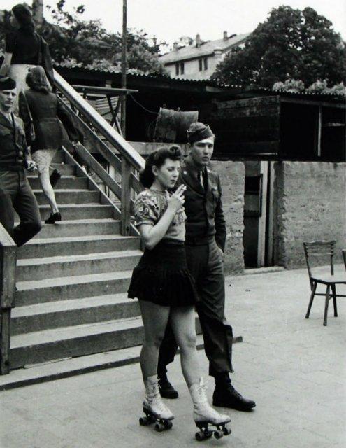 Intensitatea romantismului din timpul razboaielor - Poza 6