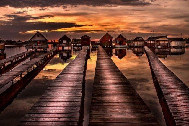 Un paradis al pescarilor, in poze superbe - Poza 7