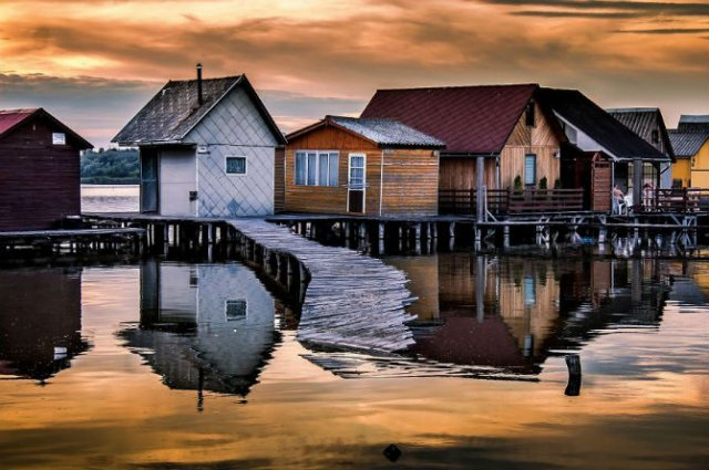 Un paradis al pescarilor, in poze superbe - Poza 1