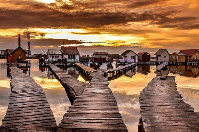 Un paradis al pescarilor, in poze superbe - Poza 2