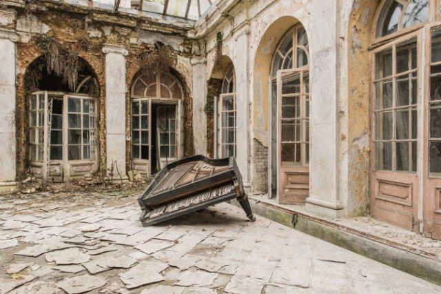 Locuri abandonate, in poze superbe - Poza 1
