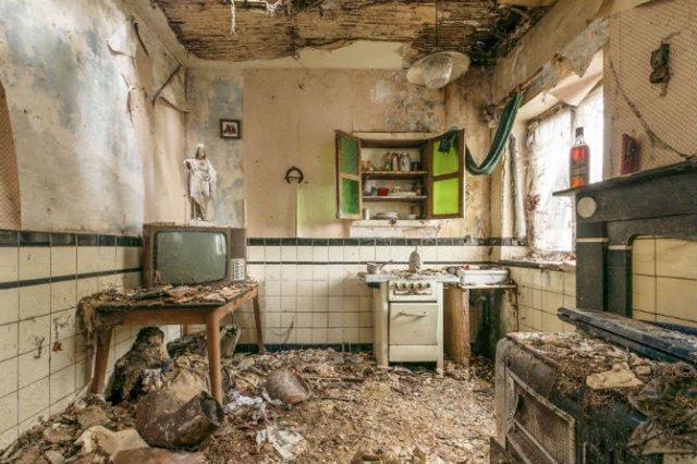 Locuri abandonate, in poze superbe - Poza 6