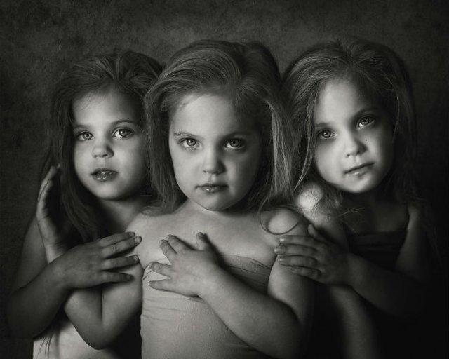 O poveste de familie, in poze superbe - Poza 11