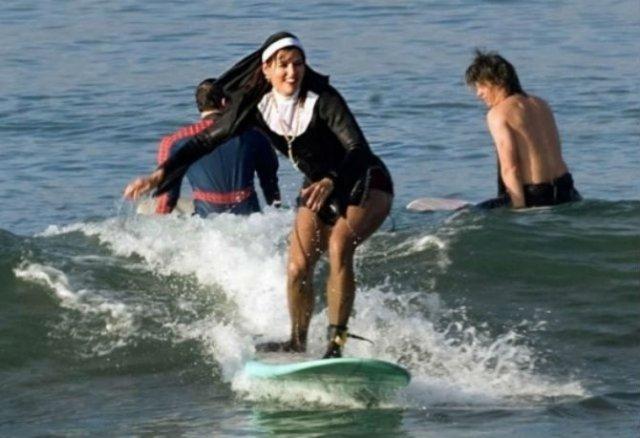 Momente haioase de pe litoral, in imagini savuroase - Poza 14