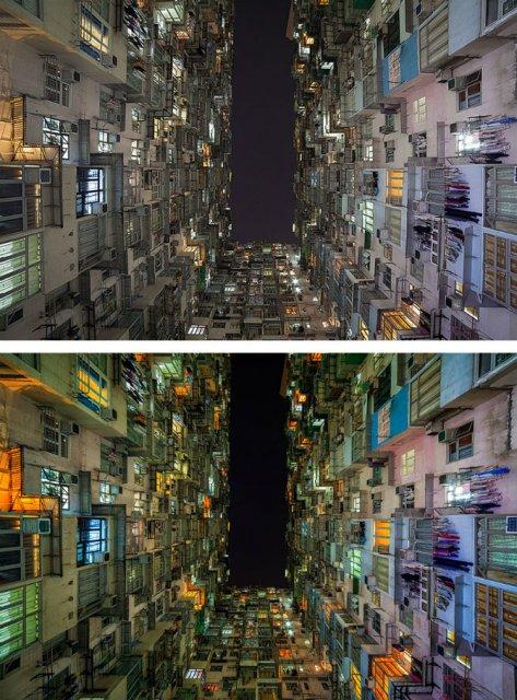Trucaje fotografice: Locuri superbe care nu sunt ceea ce par - Poza 2