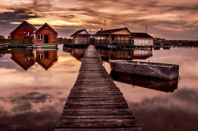 Un paradis al pescarilor, in poze superbe - Poza 4