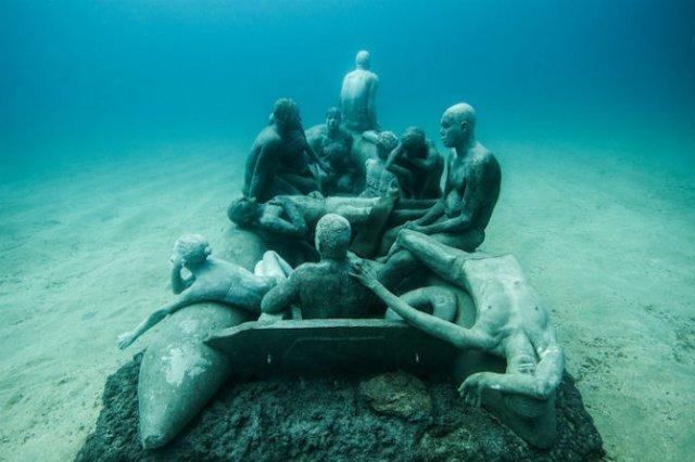 Oamenii apelor in cautarea necunoscutului - Poza 7