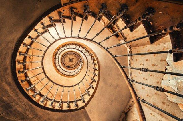Locuri abandonate superbe, in poze fascinante - Poza 13