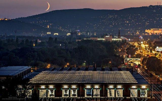 Budapesta, de sus in jos, in poze superbe - Poza 18