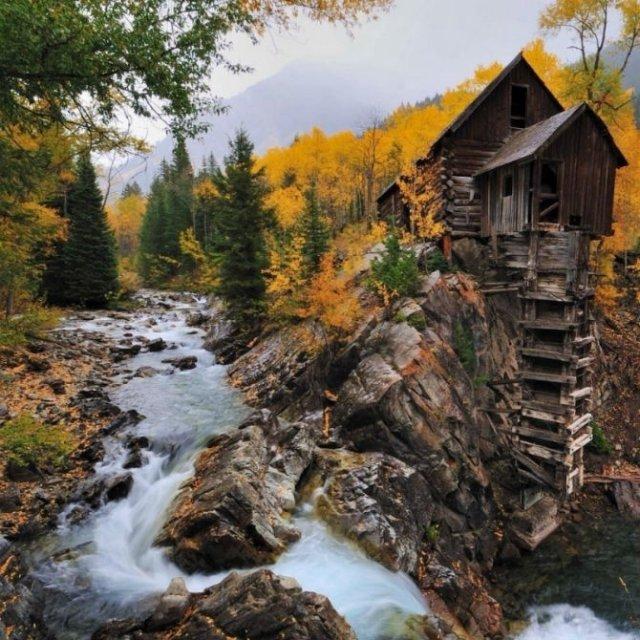 Frumusetea celor mai bizare locuri din lume - Poza 10