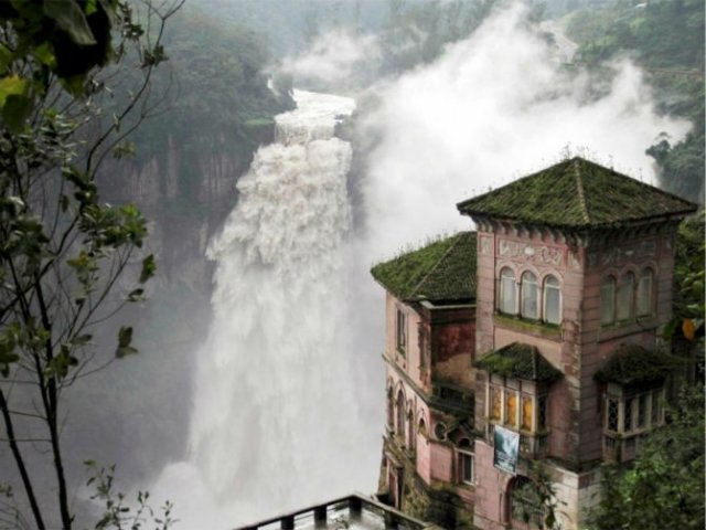 Frumusetea celor mai bizare locuri din lume - Poza 12