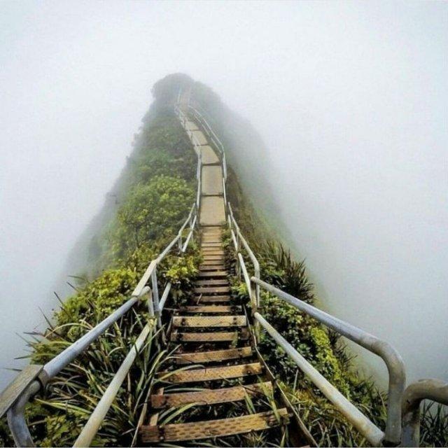 Frumusetea celor mai bizare locuri din lume - Poza 9