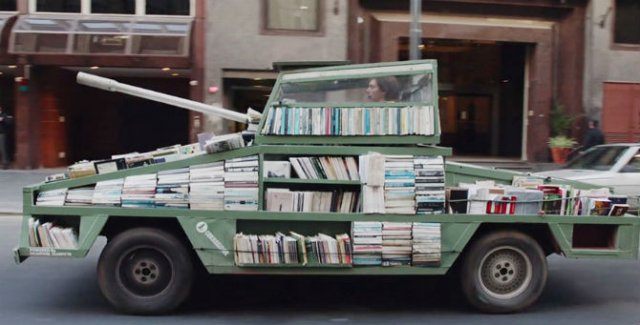 Arme de culturalizare in masa: Atacuri cu materiale de citit, in Argen - Poza 7
