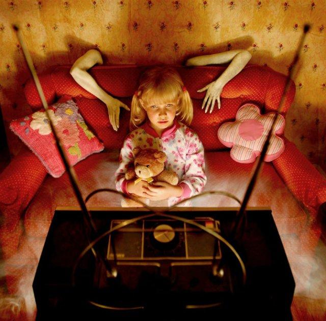 Fricile copilariei, in poze de groaza - Poza 4