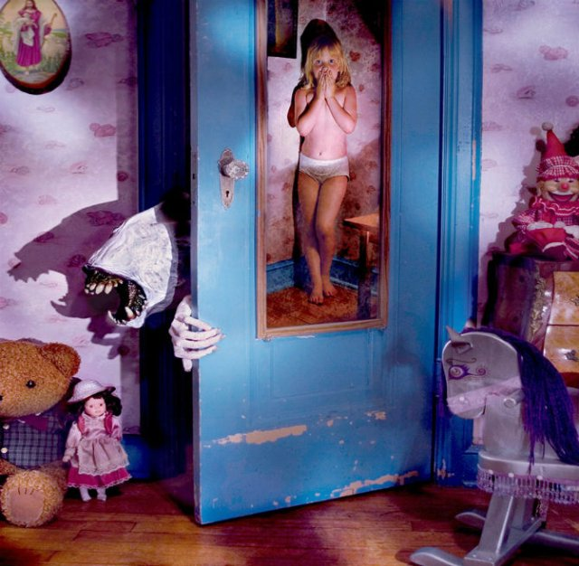 Fricile copilariei, in poze de groaza - Poza 6