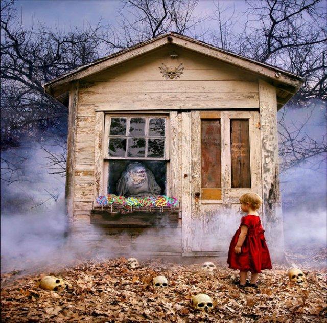 Fricile copilariei, in poze de groaza - Poza 8