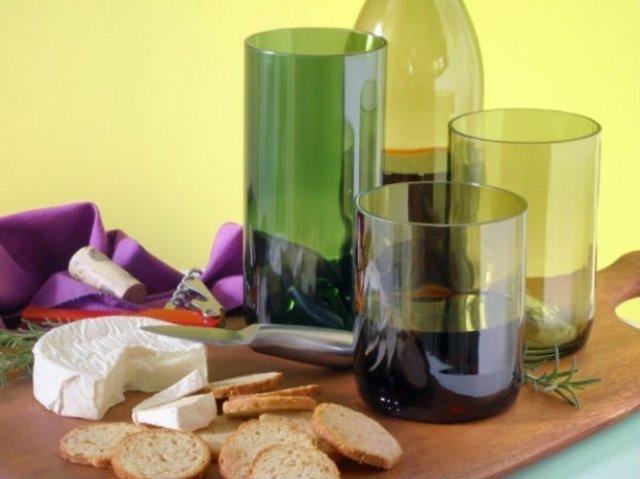 15 Moduri de a reutiliza sticlele de vin - Poza 8