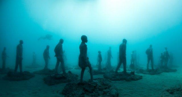 Oamenii apelor in cautarea necunoscutului - Poza 1