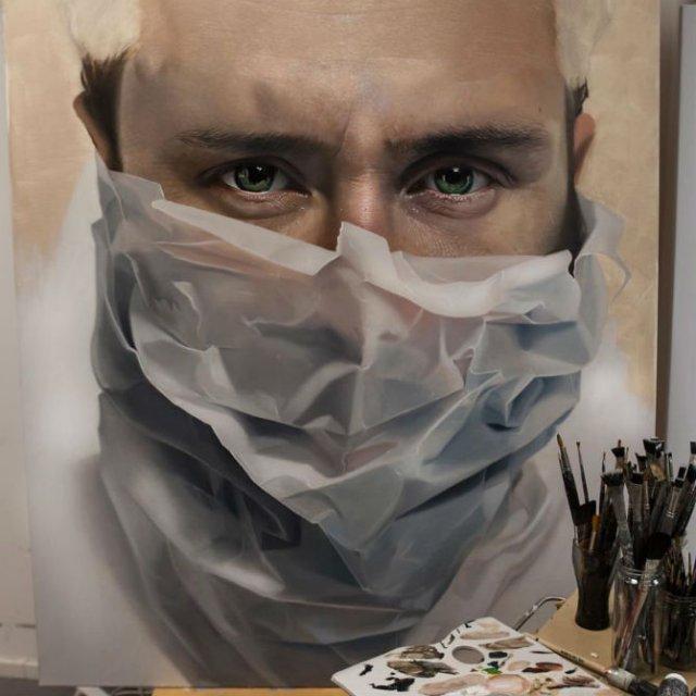 Picturi realiste, de Mike Dargas - Poza 10